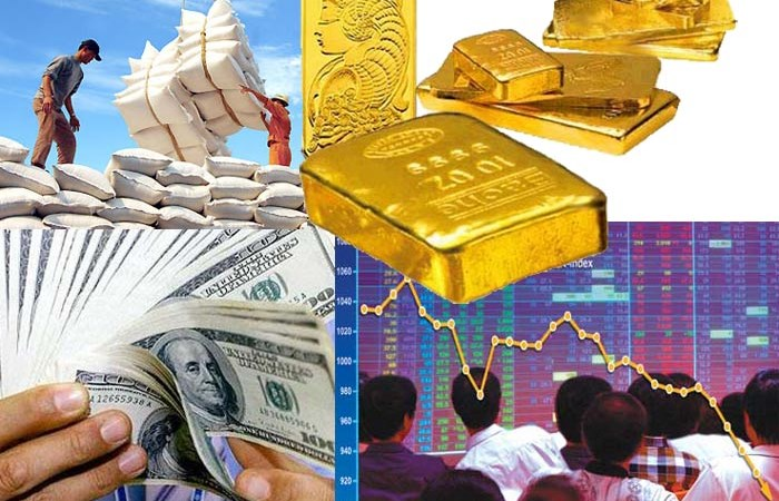 Thị trường tài chính - tiền tệ quý II chuyển động tích cực