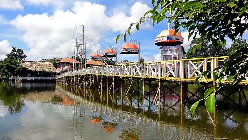 Quy hoạch Đắk Nông thành trung tâm kinh tế - xã hội của Tây Nguyên