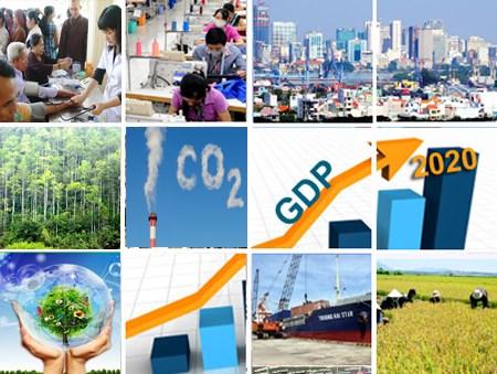 12 nhiệm vụ trọng tâm phát triển kinh tế - xã hội 5 năm 2016 - 2020