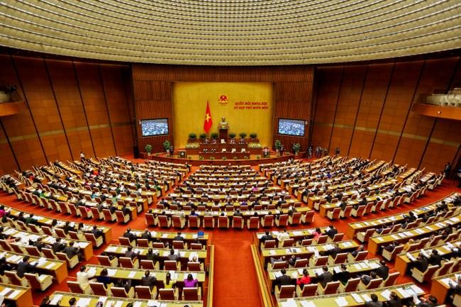 Quốc hội thông qua cơ cấu tổ chức Chính phủ nhiệm kỳ 2016-2021