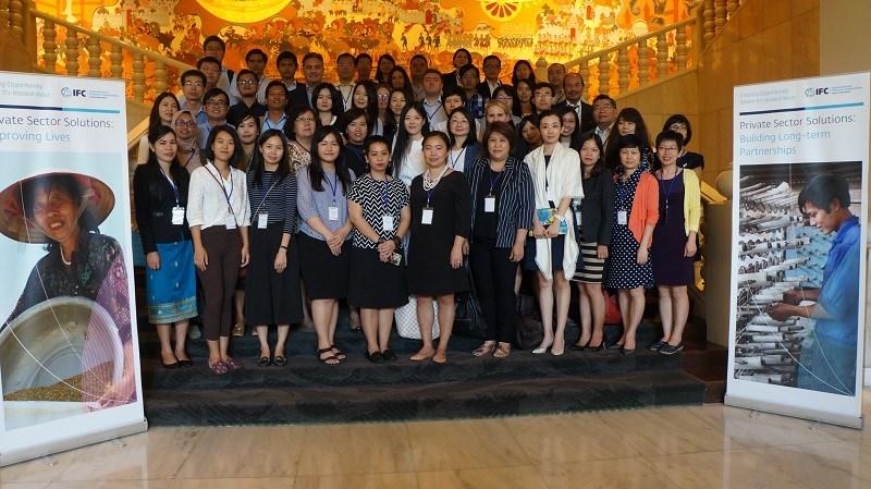 HNX tham dự phiên họp đối tác của IFC tại Thái Lan