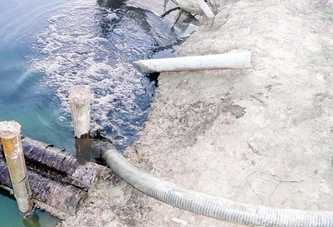 Rà soát tất cả các dự án xả thải ra môi trường