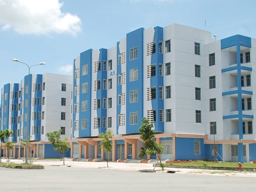 Cơ hội vay ưu đãi thuê, mua nhà ở xã hội với lãi suất 4,8%