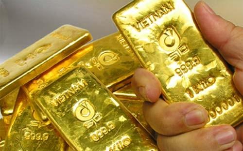 Giá vàng phiên sáng nay tăng mạnh