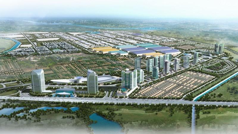 Khu công nghiệp, khu kinh tế góp phần chuyển dịch cơ cấu kinh tế