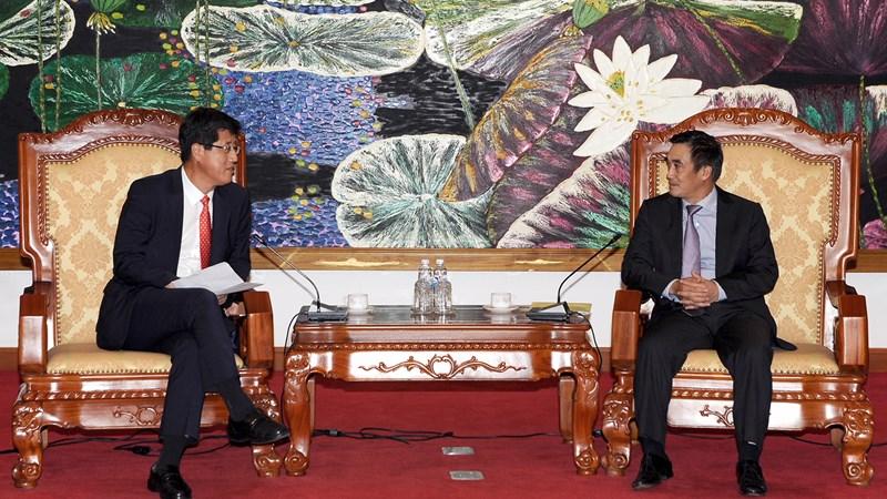 Thắt chặt mối quan hệ hợp tác Việt Nam - ADB
