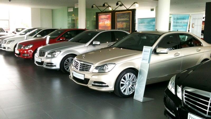 Mức thuế nhập khẩu đối với xe ô tô đã qua sử dụng