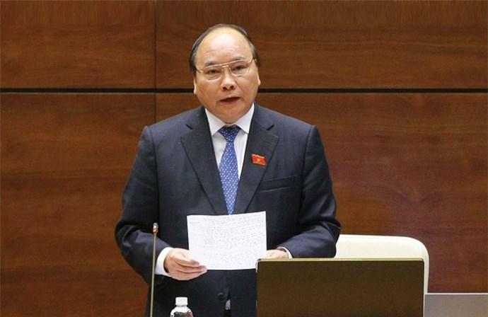 Thủ tướng Chính phủ giải đáp nhiều vấn đề đại biểu Quốc hội quan tâm