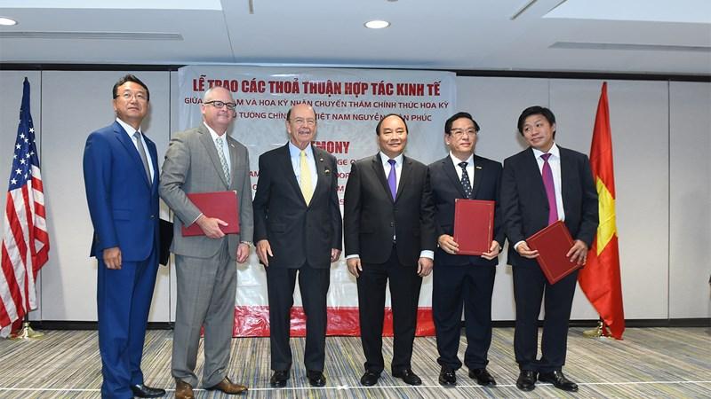 Nâng tầm quan hệ thương mại, đầu tư Việt Nam – Hoa Kỳ
