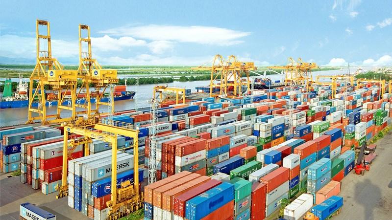 Kim ngạch xuất nhập khẩu hàng hóa cả nước đạt gần 214,83 tỷ USD