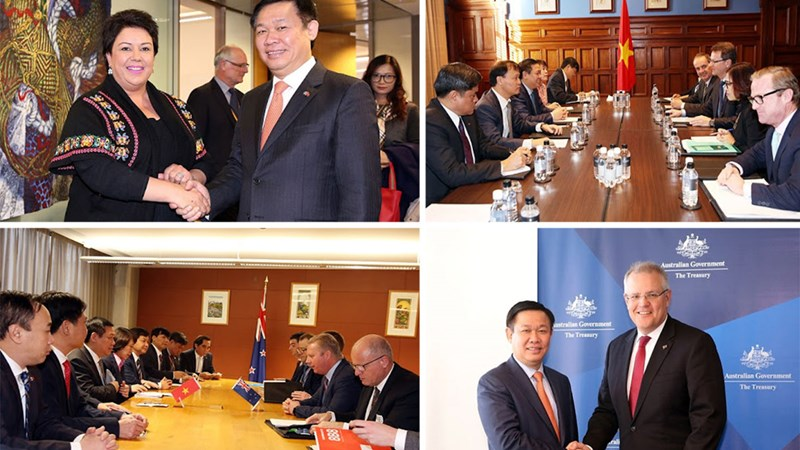 Triển vọng mới trong hợp tác kinh tế giữa Việt Nam và Australia, New Zealand