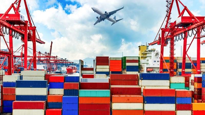 Kim ngạch xuất nhập khẩu hàng hóa tăng 20,8%