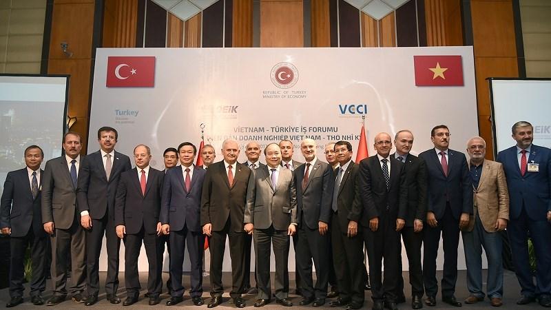 Xóa bỏ các rào cản, mở rộng hợp tác đầu tư Việt Nam - Thổ Nhĩ Kỳ