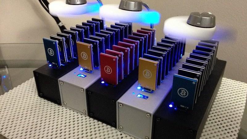 Máy xử lý dữ liệu tự động giải mã bitcoin có thuộc diện cấm nhập khẩu
