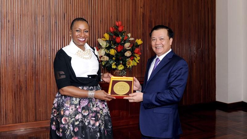 WB sẵn sàng hỗ trợ và đồng hành cùng Bộ Tài chính Việt Nam