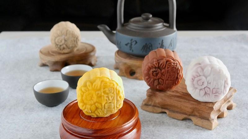 10 hương vị bánh Trung thu đặc biệt