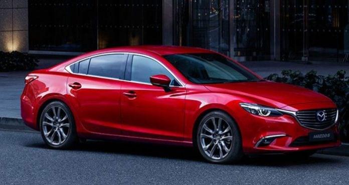 Mazda6 bổ sung công nghệ an toàn, giá từ 500 triệu đồng
