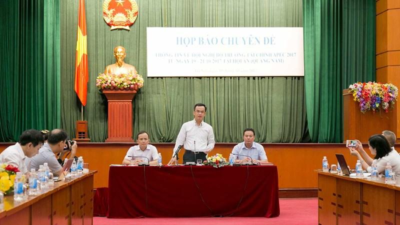 Hội nghị Bộ trưởng Tài chính APEC lần thứ 24 bàn thảo nhiều vấn đề quan trọng