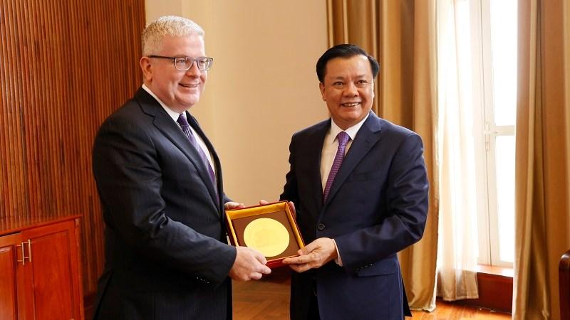 Úc mong muốn trở thành đối tác đáng tin cậy của Việt Nam