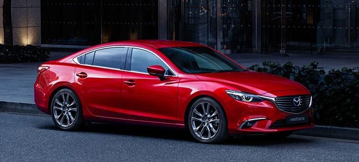 """Giảm hơn 100 triệu đồng, Mazda6 trở thành """"đối thủ"""" đáng gờm của Toyota Camry"""