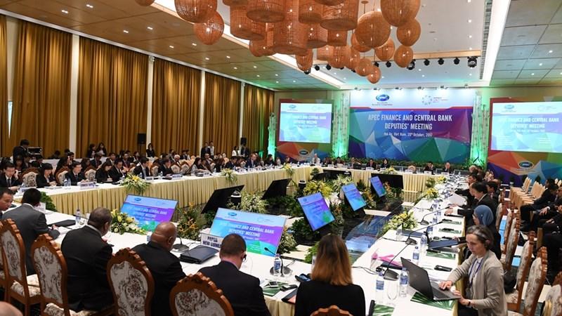 Hội nghị Thứ trưởng Tài chính và Phó Thống đốc Ngân hàng Trung ương APEC 2017 chính thức khai mạc