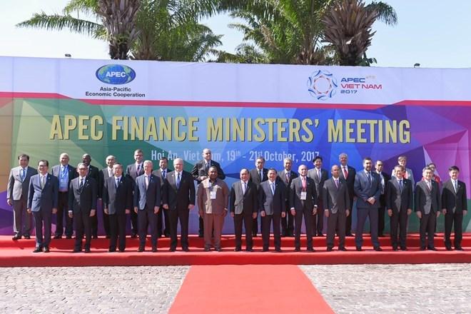 Hội nghị Bộ trưởng Tài chính APEC 2017 thành công tốt đẹp