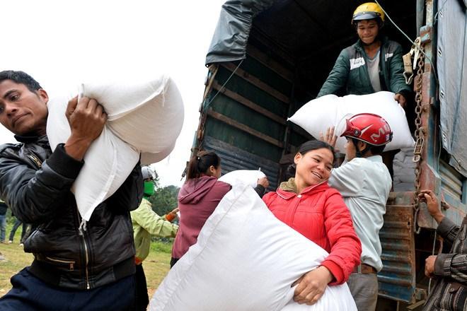 Xuất cấp hơn 3,5 nghìn tấn gạo hỗ trợ người dân Hà Tĩnh