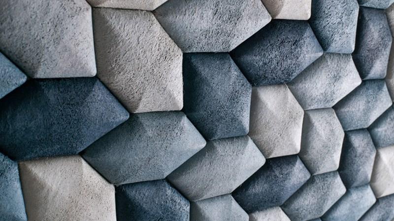 4 vật liệu trang trí tường thân thiện, bền vững