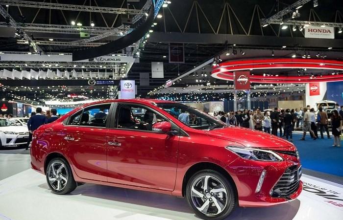 TOP 4 dòng xe ô tô giảm giá
