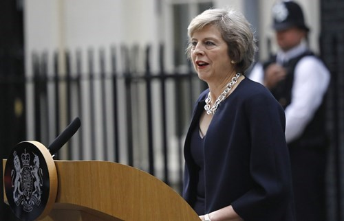 Thủ tướng Theresa May nỗ lực tháo gỡ đàm phán Brexit