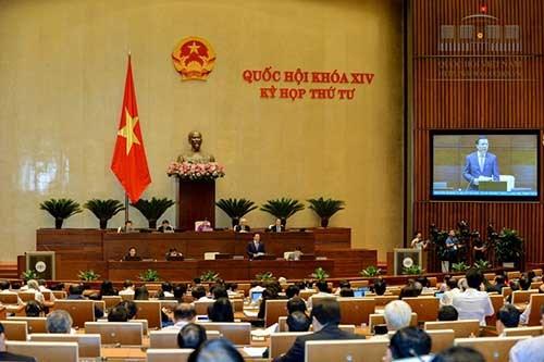 Đại biểu Quốc hội và cử tri đánh giá cao sự thẳng thắn của Bộ trưởng Đinh Tiến Dũng