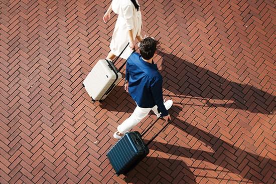 Khởi nghiệp từ chiếc vali