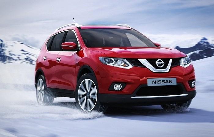 Giá xe Nissan mới nhất tháng 12/2017: X-Trail giảm tới 165 triệu
