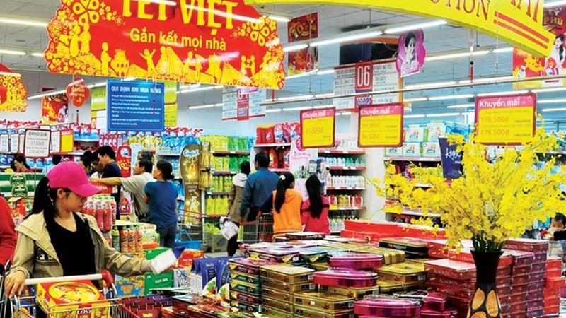 Hà Nội sẵn sàng hàng hóa dự trữ phục vụ Tết 2018