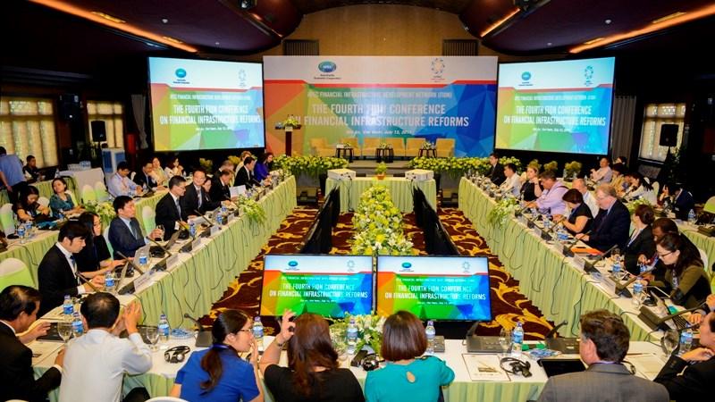 FIDN: Cải cách cơ sở hạ tầng tài chính trong khu vực APEC
