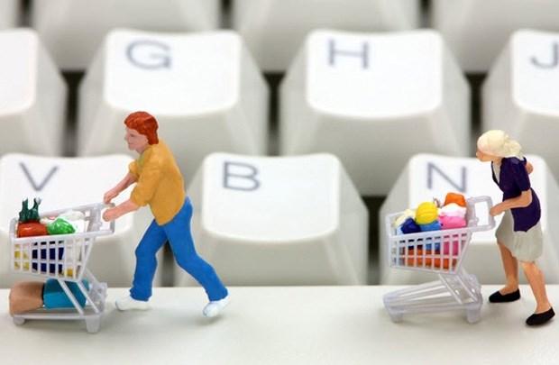 Mua hàng trực tuyến: Thị trường nông thôn đang bị bỏ ngỏ!