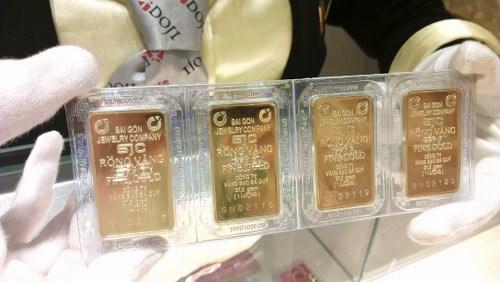 Vàng được dự báo tăng trong tuần