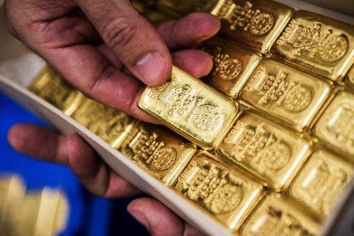Giá vàng đảo chiều liên tục
