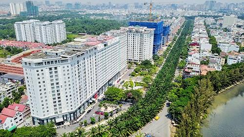 Nhìn lại thị trường bất động sản năm 2017: Một năm sôi động