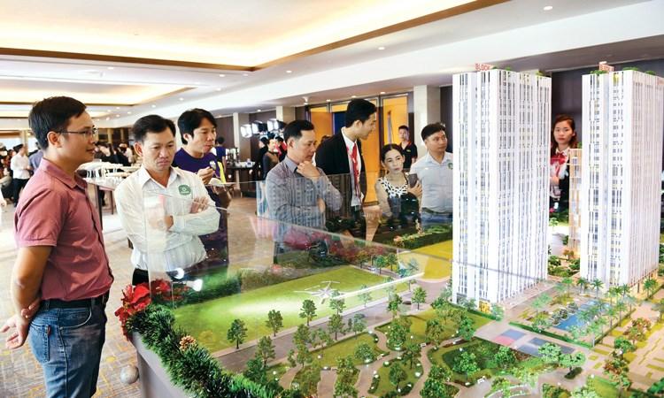Cận cảnh thị trường căn hộ TP. Hồ Chí Minh 2017-2018