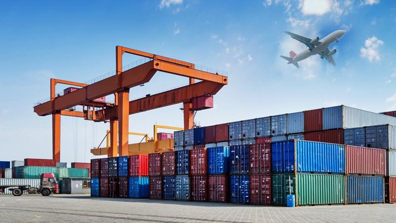 Kim ngạch xuất nhập khẩu tăng mạnh trong tháng đầu năm 2018