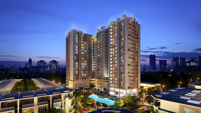 Hàng ngàn căn hộ được gấp rút hoàn thiện để kịp bàn giao trước Tết