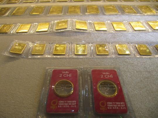 Sau ngày Thần Tài, giá vàng vẫn tiếp tục tăng