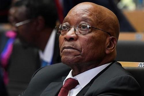 Cựu Tổng thống Nam Phi đối mặt với tội danh tham nhũng, rửa tiền