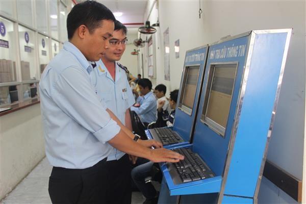 94% thủ tục hành chính hải quan được cung cấp trực tuyến ở mức độ 3
