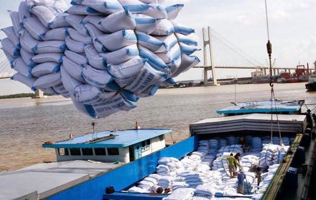 Nhu cầu lớn, xuất khẩu gạo của Việt Nam tăng rất mạnh