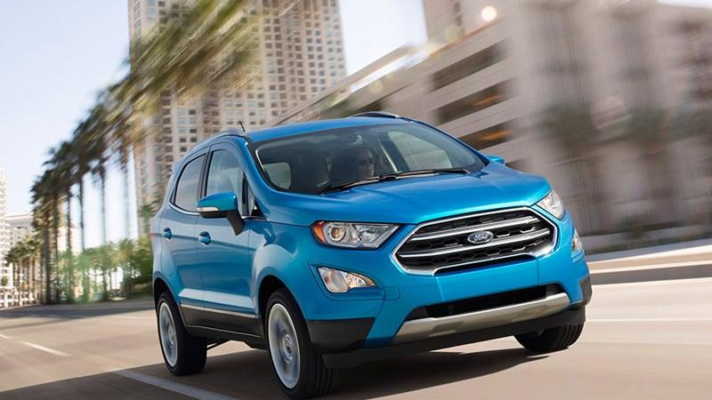 Ford EcoSport mới giá bán từ 545 triệu đồng