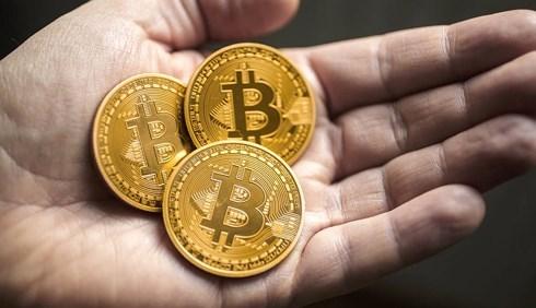 Giá Bitcoin giảm
