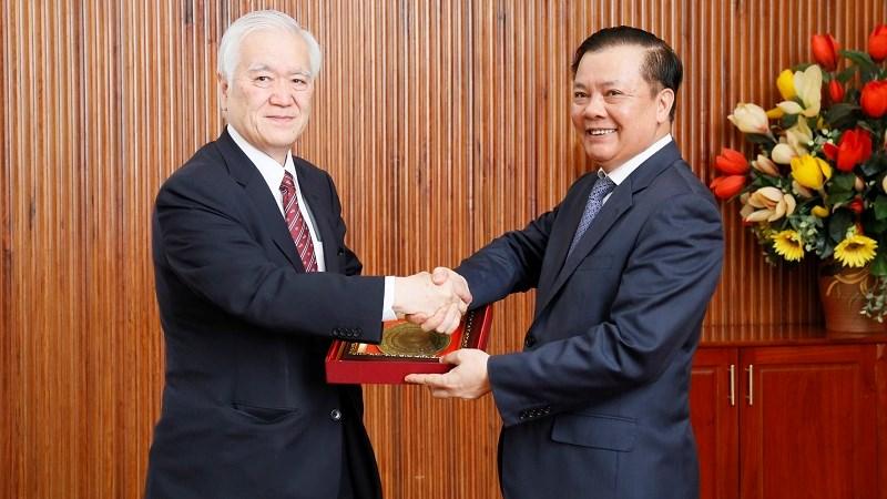"""Ngân hàng của Nhật Bản mong muốn """"đổ vốn"""" dài hạn vào Việt Nam"""