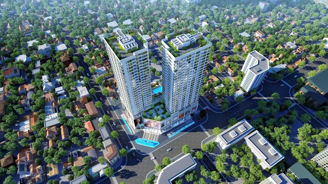 Điểm nóng của thị trường bất động sản phía Tây Hà Nội